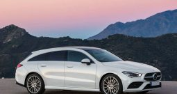 MERCEDES CLA SHOOTING BRAKE 200 d SPORT AUTO