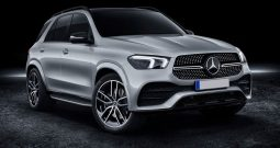 MERCEDES GLE 350 d EXCLUSIVE 4MATIC AUTO