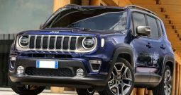 JEEP RENEGADE 1.6 MTJ 120CV LIMITED