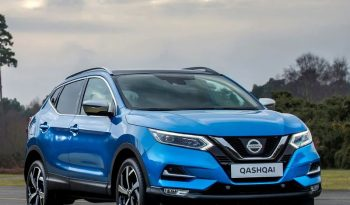 Nissan Qashqai Noleggio a Lungo Termine