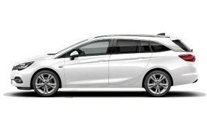 Opel Astra ST Noleggio a Lungo Termine