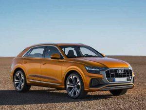 Audi Q8 Noleggio a Lungo Termine