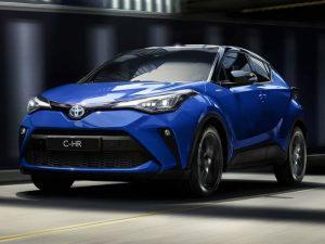 Toyota C-HR Noleggio a Lungo Termine
