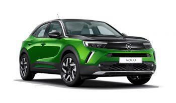Opel Mokka Noleggio a Lungo Termine