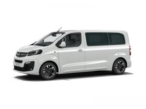 Opel Zafira Life Noleggio a Lungo Termine