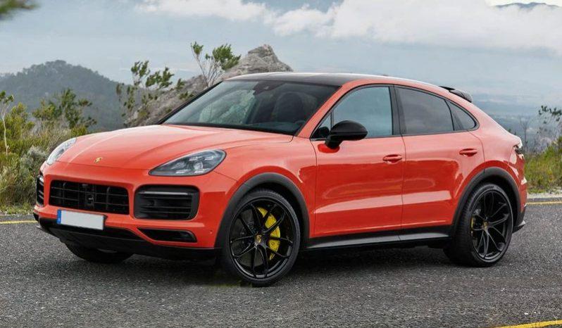 Porsche Cayenne Noleggio a Lungo Termine