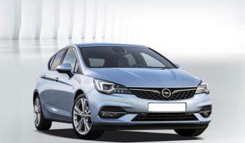 Opel Astra Noleggio a Lungo Termine