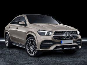 Mercedes GLE Noleggio a Lungo Termine