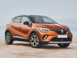 Renault Captur Noleggio a Lungo Termine
