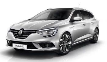 Renault Megane Noleggio a Lungo Termine